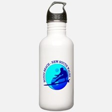 Zen Surfer (Bondi) Water Bottle
