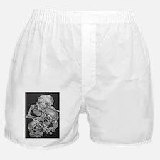 nichts,hören,sehen,reden Boxer Shorts