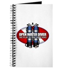 Open Water Diver (Scuba Tanks) Journal