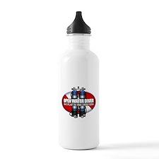 Open Water Diver (Scuba Tanks) Water Bottle