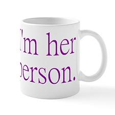 im her person Small Mug