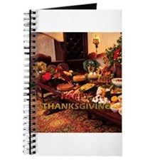 Thanksgiving Dinner Doxies Journal