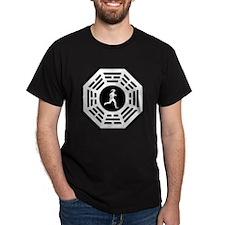 Running_women_notext T-Shirt