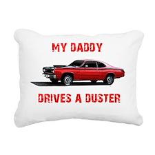 mydaddy Rectangular Canvas Pillow