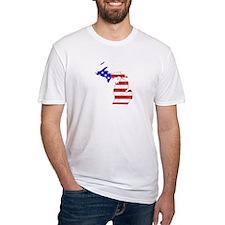 Michigan Flag Shirt