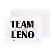 team leno Greeting Card