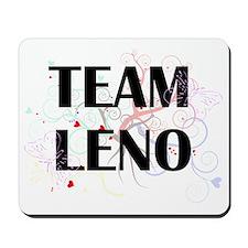 team leno Mousepad