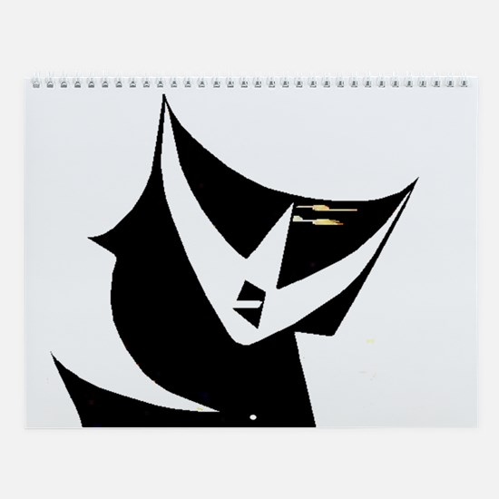 *Abstract*Revamped* Wall Calendar