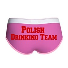 Polish Drinking Team Beer Stein Women's Boy Brief
