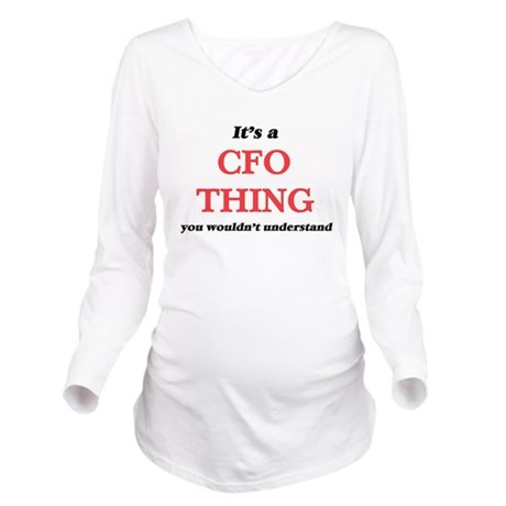 It's and Cfo thing, you wouldn't u T-Shirt