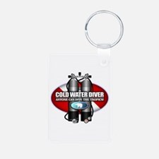 Cold Water Diver (ST) Keychains