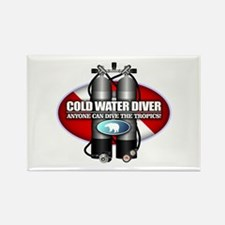 Cold Water Diver (ST) Magnets
