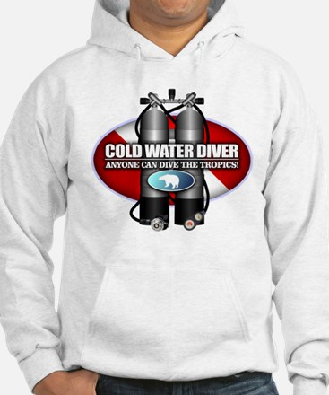 Cold Water Diver (ST) Hoodie