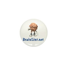 BrainLint.Net Mini Button (10 pack)