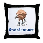 BrainLint.Net Throw Pillow