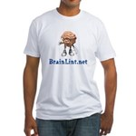 BrainLint.Net Fitted T-Shirt
