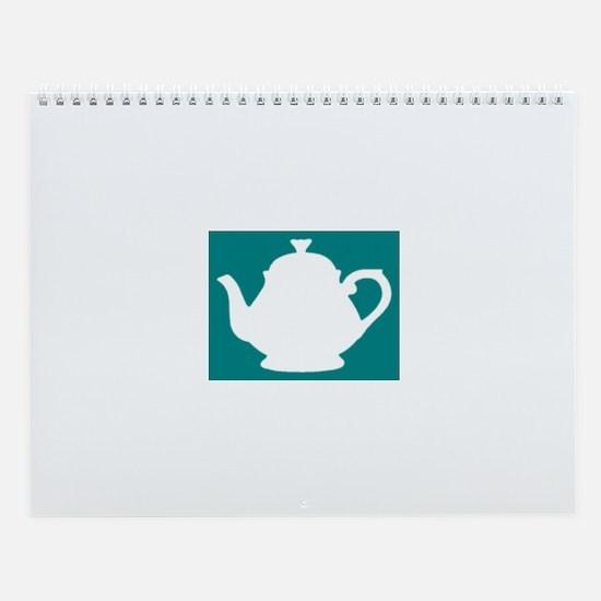 Boston Tea Party Wall Calendar