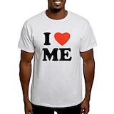I love Light T-Shirt