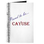 Cayuse Journal