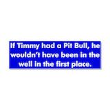 Pit bull Car Magnets
