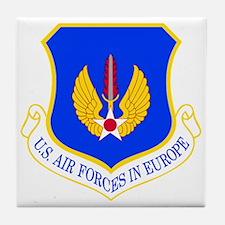 USAF Europe Tile Coaster