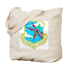 Strategic Air Command Tote Bag