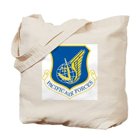 Pacific Air Forces Tote Bag