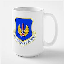 USAF Europe Large Mug