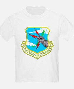 Strategic Air Command Kids T-Shirt