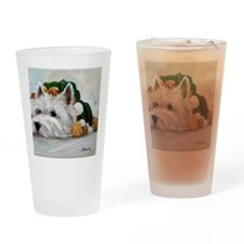 Humbug Drinking Glass