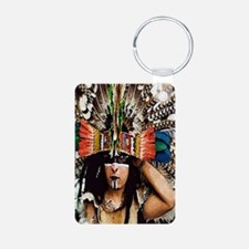 Aztec Youth Keychains