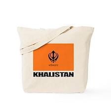 Khalistan Tote Bag