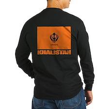 Khalistan Long Sleeve T-Shirt