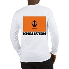 Khalistan Long Sleeve T-Shirt
