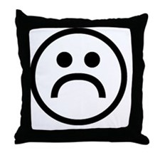 Sad Boys 2001 Throw Pillow