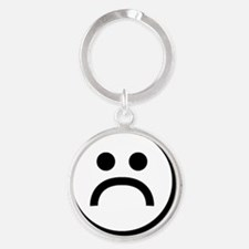 Sad Boys 2001 Round Keychain