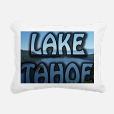 Lake Tahoe Emerald Bay P Rectangular Canvas Pillow