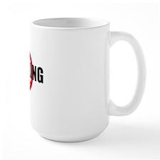 NO TWERKING Symbol Mug