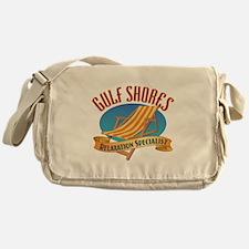 Gulf Shores - Messenger Bag