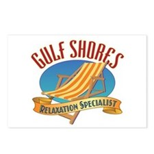 Gulf Shores - Postcards (Package of 8)