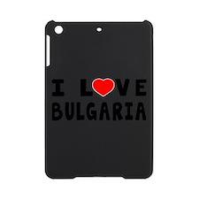 I Love Bulgaria iPad Mini Case