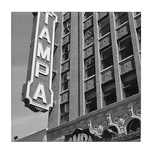 Tampa Theatre Florida Historic Theate Tile Coaster