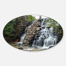 Chewacla State Park Waterfall Aubur Decal