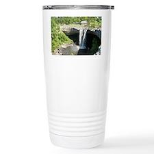 Noccalula Falls Gadsden Alabama Travel Mug