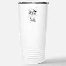 Climb Stainless Steel Travel Mug