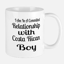 I Am In Relationship With Costa Mug