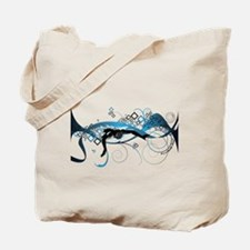 Making Wave Swimming Tote Bag