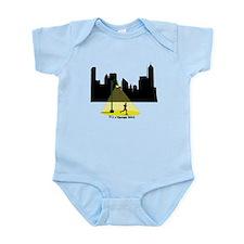 Others Sleep Men's Running Infant Bodysuit