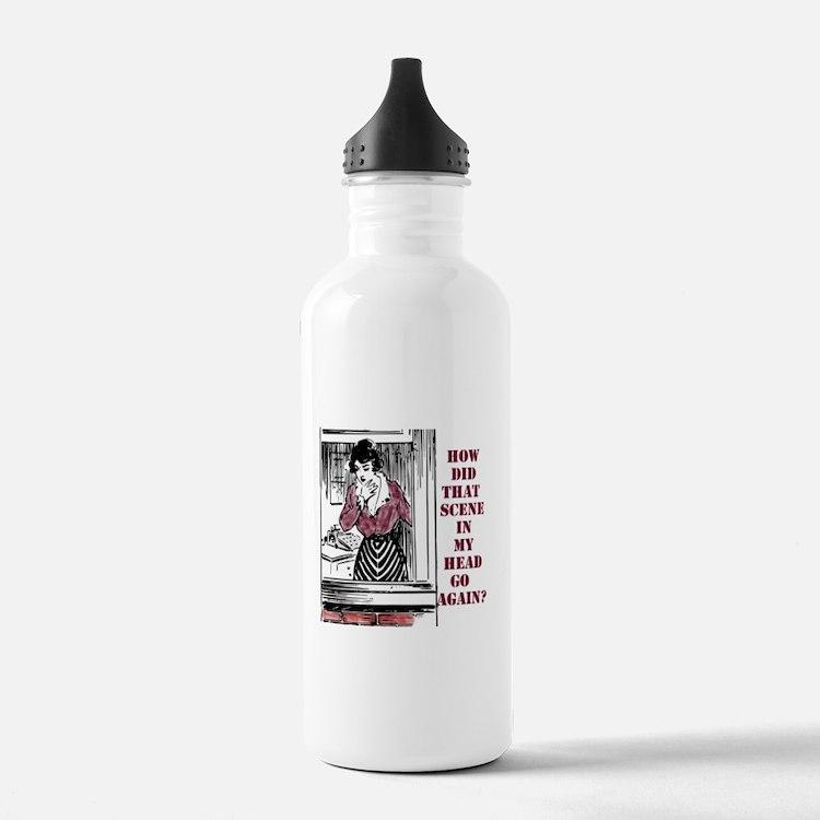 Writer Problems #23 Water Bottle