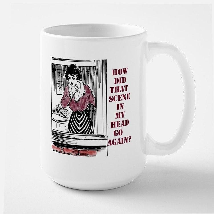 Writer Problems #23 Mugs